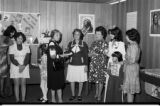 Miss Lumbee Reception 1975