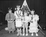 Little Miss Lumbee Pageant Winners
