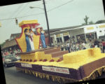 Lumbee Homecoming Parade 1985