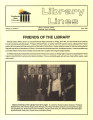 Library Lines Volume 5, Number 1 June 1996