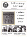 Library Lines Volume 13, Number 1 April 2004